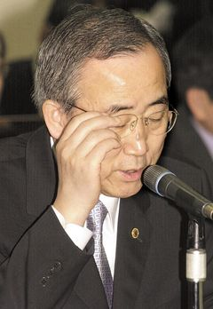 Ban Ki-Moon (Vice Minister of Foreign Affairs and Trade, incumbent Secretary-General of the U.N.)